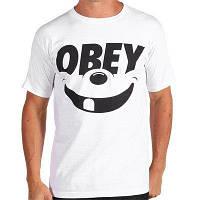 Футболка Obey Smile logo