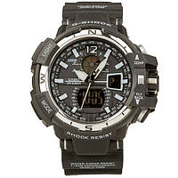 Спортивные часы Casio G-Shock GW-A1100(Black white)