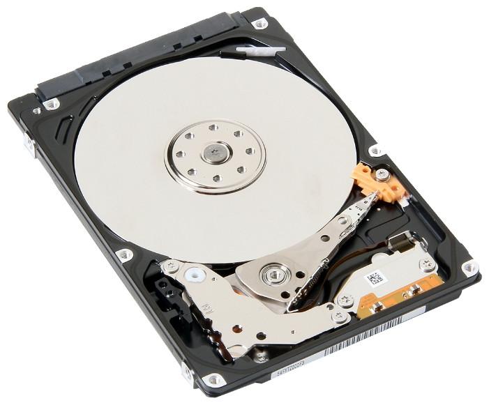 Жесткий диск Seagate Laptop HDD 500GB 5400rpm 16MB ST500LT012 2.5 SATA II