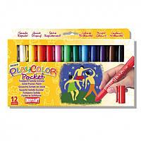 Краска-маркер INSTANT Playcolor 10512 Pocet 12 цветов, фото 1