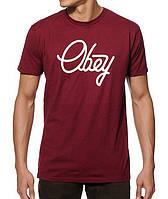 Футболка Obey Prep Script logo