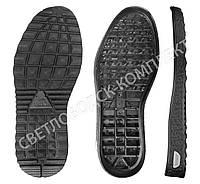 Подошва для обуви TP Спорт, цв. чёрный