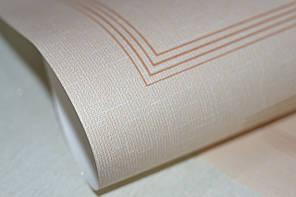 Обои, бумажные, квадраты, светлый, рисунок,  Джем 1256, 0,53*10м, фото 3