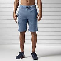 Reebok мужские шорты Workout Ready Cotton Series BK4730 - 2017