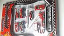 Набор пожарная станция Авто-трек с машинками металл, фото 3