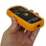 Цифровой термометр HYELEC MS6501 с термопарой К-типа (от -50°C до +750°C) и датчиком температуры воздуха, фото 4