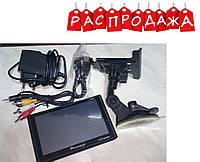 Навигатор 5 GPS Pioneer 5001 HD - 4Gb+Fm. РАСПРОДАЖА