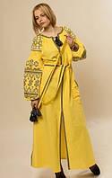 Ультра модное платье вышиванка