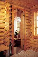 Двери для бани Andres бронза, размеры 60x190 и 70х190, фото 1