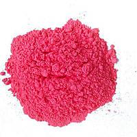Краска Холи Гулал, Малиновая (розовая), для фотосессий, фестивалей, праздников, (суха фарба Холі Гулал)