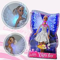 Кукла ангел со светящимися крыльями | «Defa  Lucy»