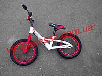 Велобег BALANCE bike CROSSER 14 дюймов надувные колеса