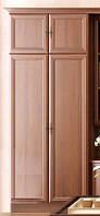 Распашной шкаф с антресолью к гостиной «Дива». Мебель-Сервис