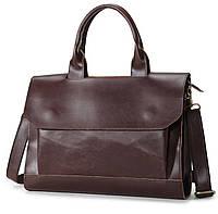 Модный мужской портфель