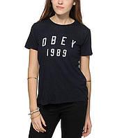Футболка Obey 1989 logo