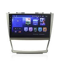Штатная магнитола TOYOTA CAMRY 2007-2011. Экран 10,2.  Android 5.1
