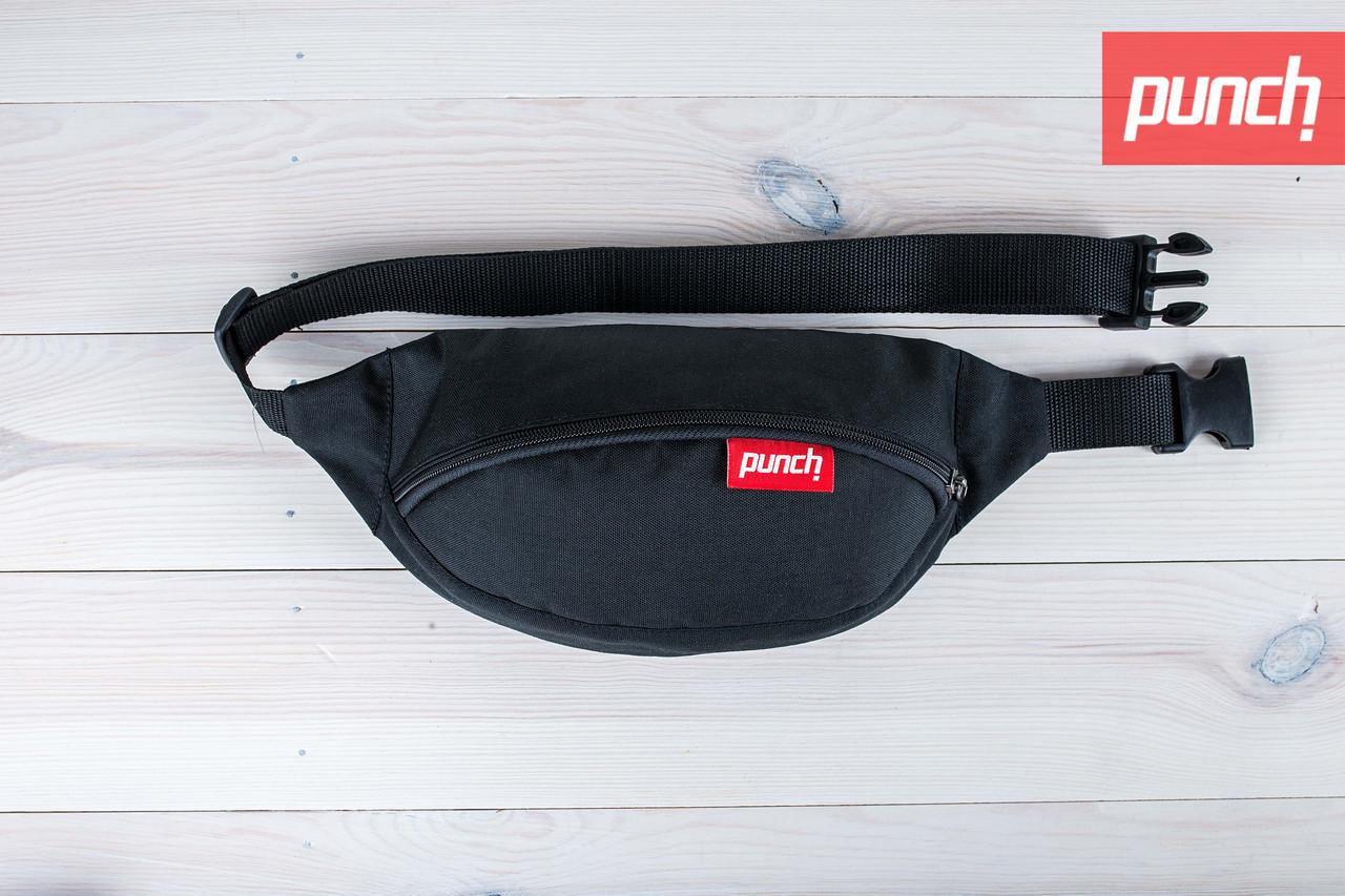 Поясная сумка Black Punch