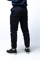 Зимние штаны карго Thor темно синие, фото 1