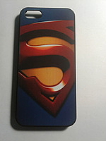 Чехол-крышка iPhone 4 4S 5 5S 5G Super Man
