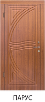 """Входная дверь для улицы  """"Портала"""" (серии элегант new ) Парус"""