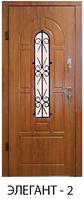 """Входная дверь для улицы  """"Портала"""" (серии элегант new ) Элегант-2"""
