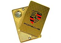 """Электроимпульсная зажигалка USB """"PORSCHE"""", фото 1"""