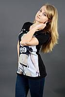 Женские футболки от производителя