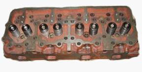 Головка блока цилиндров А-41, 43-06С1