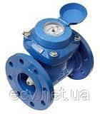 Счётчик водяной турбинный WPK-UA100*Bх/в,диапазон измерения 1,8-120м3/ч