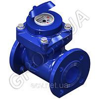 Счётчик водяной турбинный WPK-UA 80*B х/в,диапазон измерения 1,2-80м3/ч