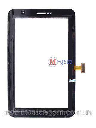 Тачскрин (сенсорный экран) Samsung Galaxy Tab 7.0 Plus P6200 белый, фото 2