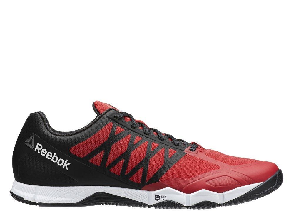 Оригинальные мужские кроссовки Reebok CROSSFIT SPEED TR RED BLACK WHITE 3ed690434e529
