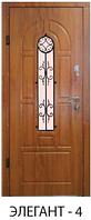 """Входная дверь для улицы  """"Портала"""" (серии элегант new ) Элегант-4"""