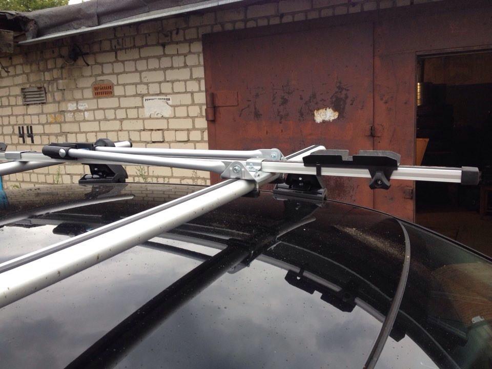 Велокрепление на крышу Amos AL-3