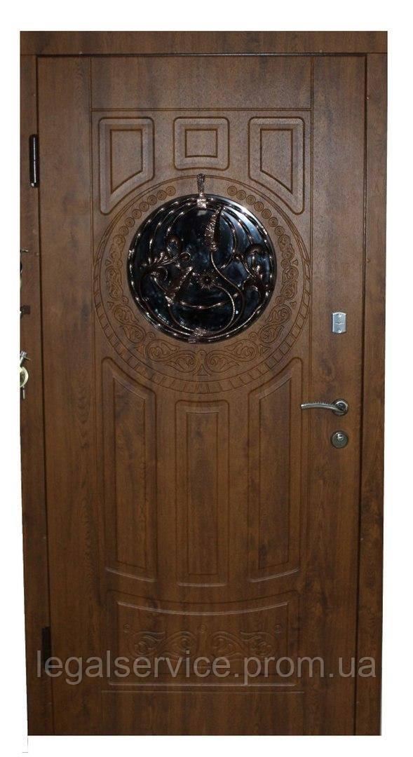 """Входная дверь для улицы  """"Портала"""" (серии элегант new ) Элегант-5"""