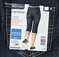Бриджи джинсовые р. 42 Германия