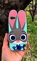 Силиконовый чехол Джуди Хоппс iPhone 7