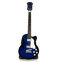 Гитара Гибсон, миниатюра, 20 см
