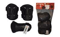 Защита спортивная наколенники, налокотники, перчатки KEPAI LP-630 (р-р S, M, L)