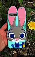 Силиконовый чехол Джуди Хоппс iPhone 7 Plus
