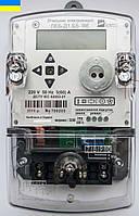Счетчик ЛЕБ-Д1.Б5 1,0 220В 5(60)А 1-фазный многотарифный, индикаторы Р,М, имп. выход (Украина)