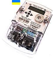 Электросчетчик ЛЕБ-Д1.Б5-PR6 220В 5(60)А  многотарифный, индикаторы Р,М, имп. выход, PLC, RS-485, реле 80 А