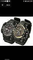 Спортивные часы Casio G-Shock GW-A1100 Black