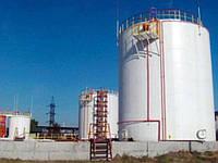 Перенос резервуаров вертикальных стальных РВС