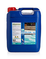 OxiClor (жидкий шок хлор) 10л (для шоковой дезинфекции воды в бассейне)