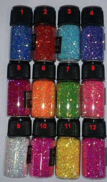 купить блестки для ногтей