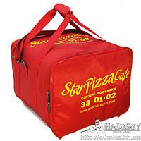Термо сумка для доставки 38*38*30