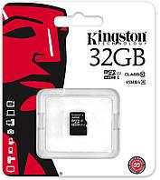 Карта пам'яті Kingston Micro SDHC 32 ГБ (SDC10G2/32GBSP)