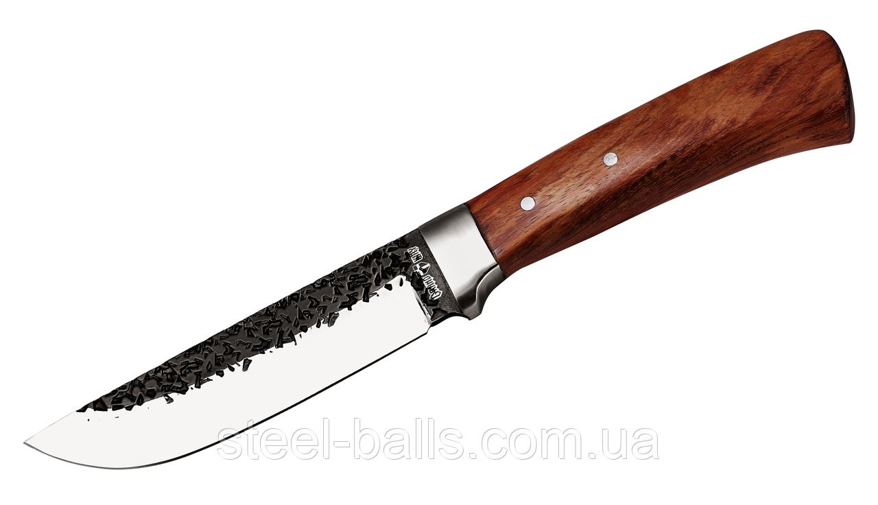 Нож с неподвижным клинком