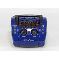 Колонка Радио Puxing PX 002-003 REC, MP3, USB, запись радио и с микрофона,  3,5 мм mini jack.